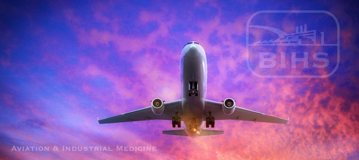 AVIATION AND INDUSTRIAL MEDICINE